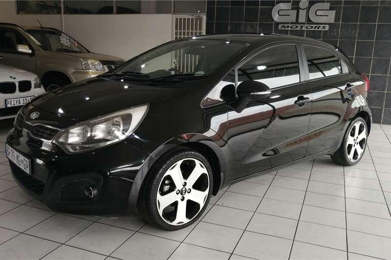 2011 Kia Rio hatch 1.4