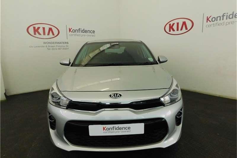2020 Kia Rio hatch 1.4 Tec auto