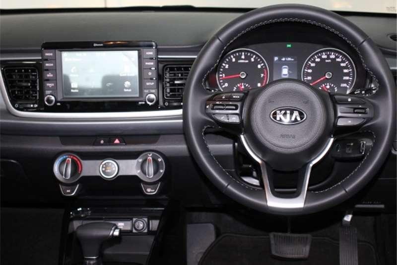 2020 Kia Rio hatch 1.4 EX auto