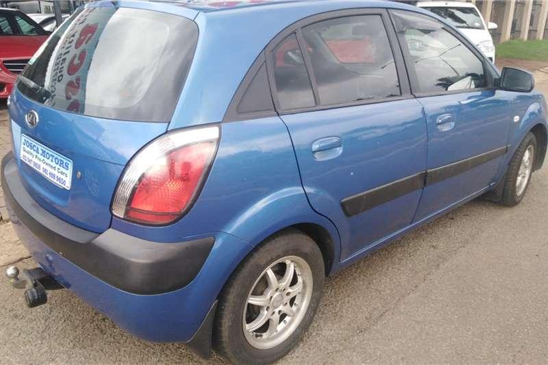 2005 Kia Rio 1.4 5 door