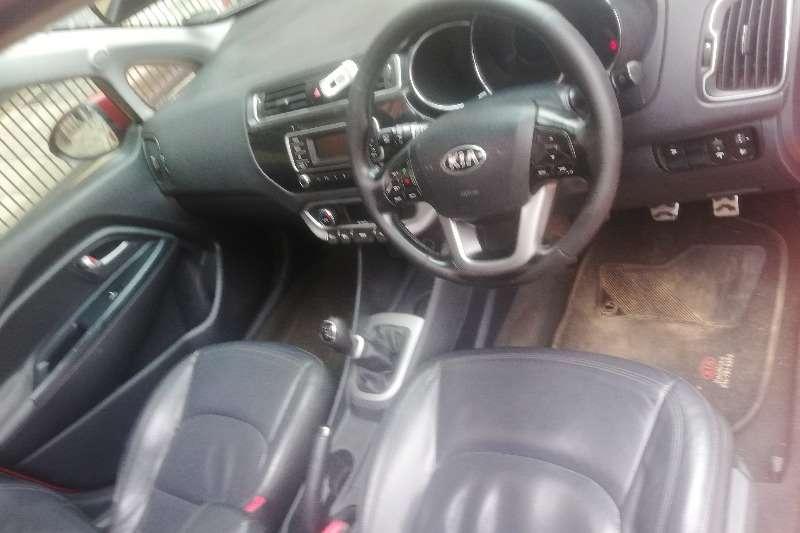 2016 Kia Rio hatch 1.4 Tec