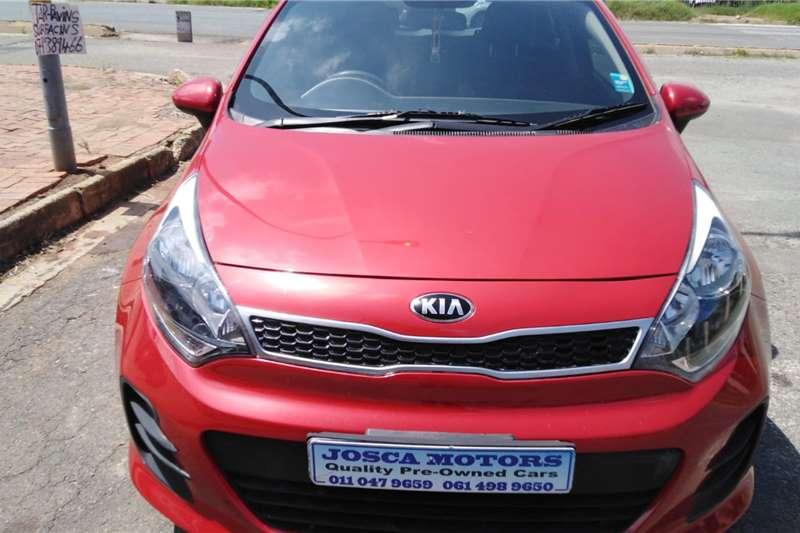 2016 Kia Rio hatch 1.4