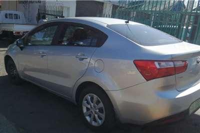 Used 2013 Kia Rio sedan 1.2