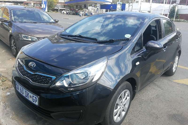 Kia Rio sedan 1.2 2013