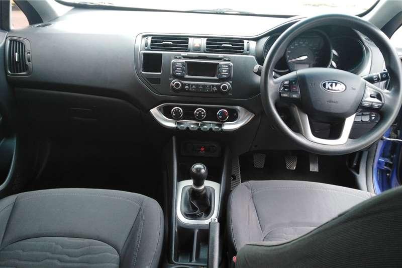 Used 2014 Kia Rio sedan 1.2