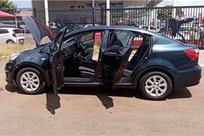 Used 2015 Kia Rio sedan 1.2