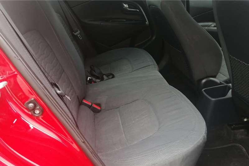 Used 2016 Kia Rio sedan 1.2