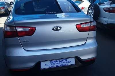 2017 Kia Rio Rio sedan 1.2