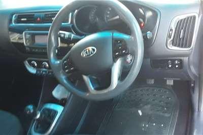 Used 2017 Kia Rio sedan 1.2