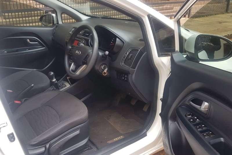Used 2018 Kia Rio sedan 1.2
