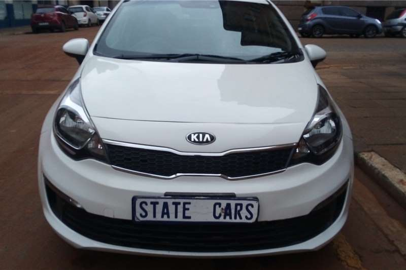 Used 2018 Kia Rio sedan 1.2