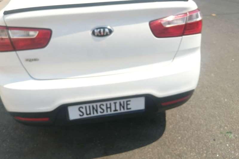 Used 2013 Kia Rio sedan 1.4