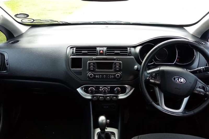Used 2014 Kia Rio sedan 1.4