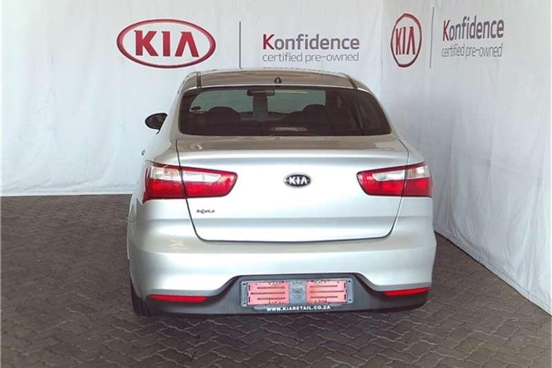 Kia Rio sedan 1.4 2016