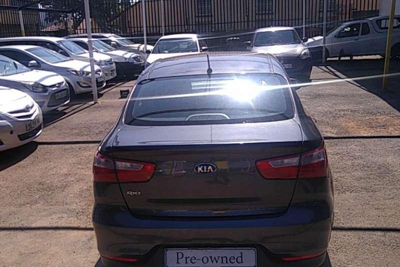 Used 2016 Kia Rio sedan 1.4