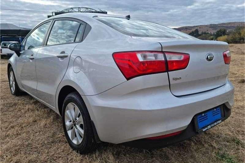 Used 2016 Kia Rio sedan 1.4 auto