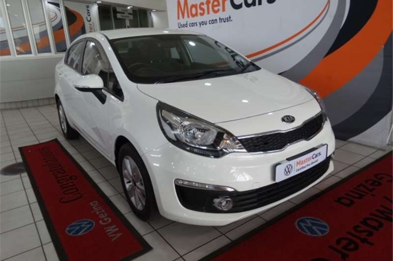 Used 2018 Kia Rio sedan 1.4 auto
