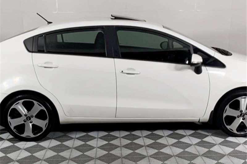 Used 2012 Kia Rio sedan 1.4 Tec