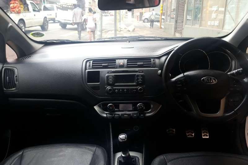 Kia Rio sedan 1.4 Tec 2013