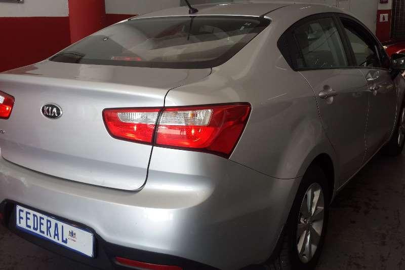 Kia Rio sedan 1.4 Tec 2014