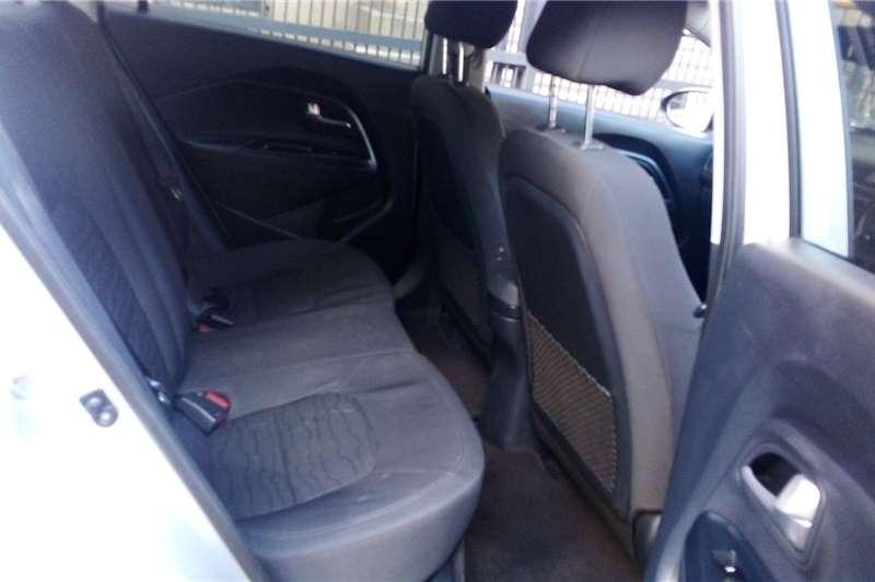 Used 2018 Kia Rio sedan 1.4 Tec auto