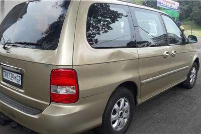Used 2005 Kia Sedona 2.9CRDi