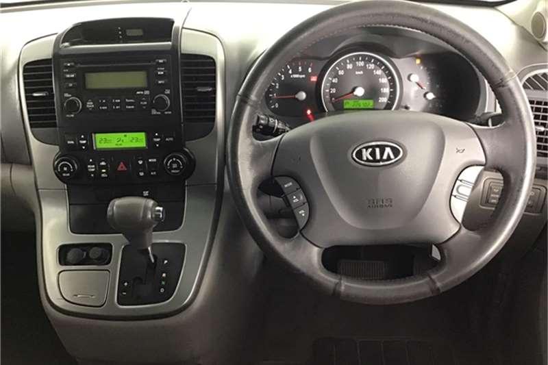Used 2007 Kia Sedona 2.9CRDi EX automatic