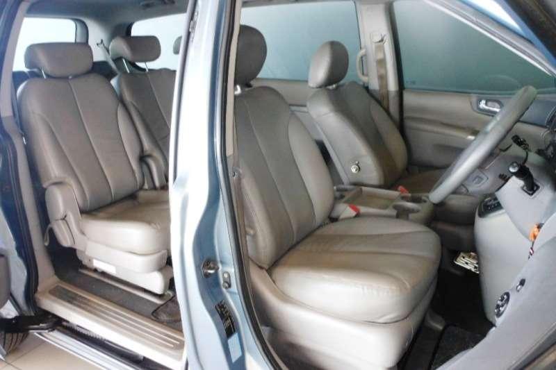 Used 2008 Kia Sedona 2.9CRDi EX automatic