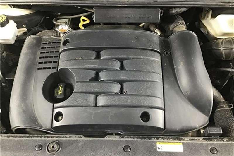 Kia Sedona 2.9CRDi EX automatic 2009