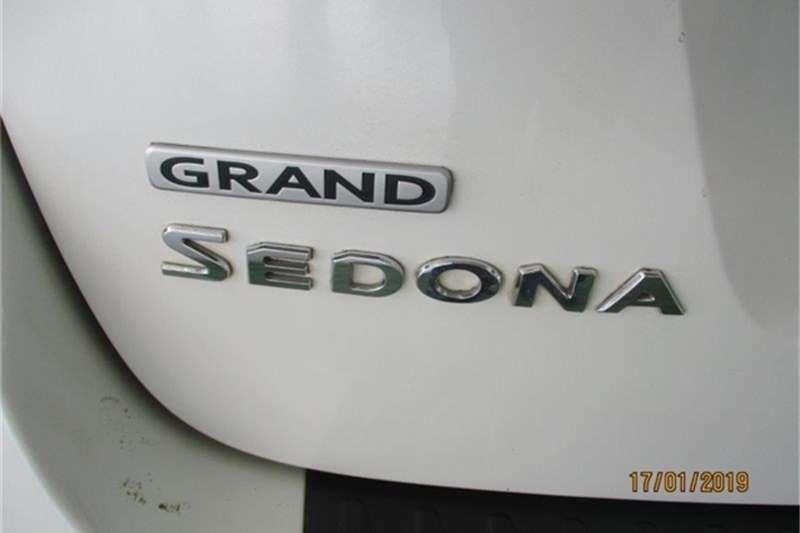 Kia Sedona Grand Sedona 2.2CRDi SX 2016