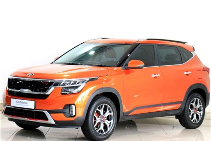 Kia Seltos 1.4T DCT GT-TINE 2020