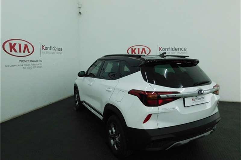 Kia Seltos 1.5D EX 2020