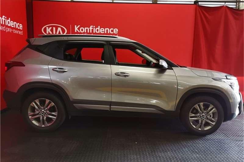 Kia Seltos 1.5D EX+ A/T 2020