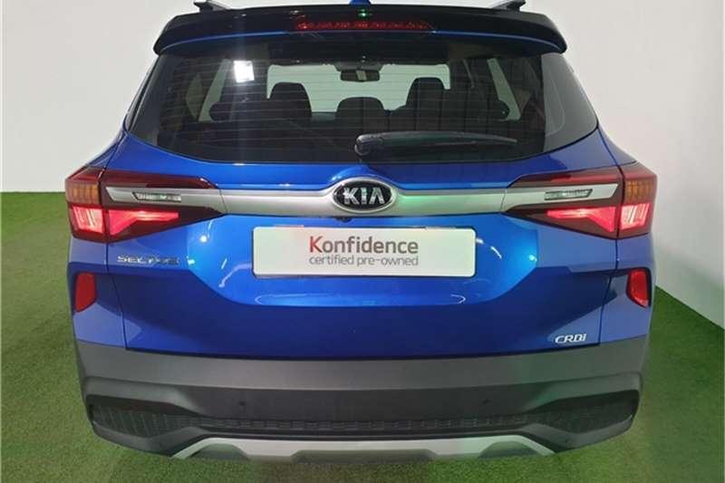Kia Seltos 1.5D EX A/T 2020