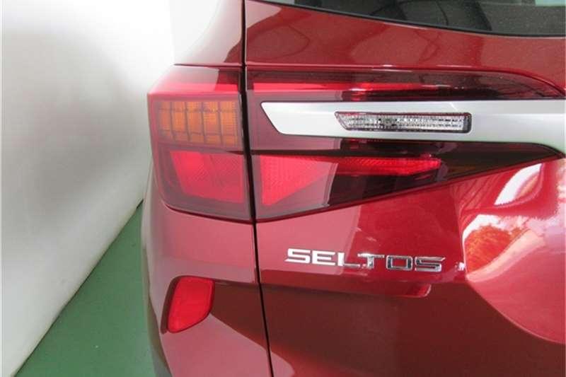 Used 2020 Kia Seltos SELTOS 1.5D EX A/T