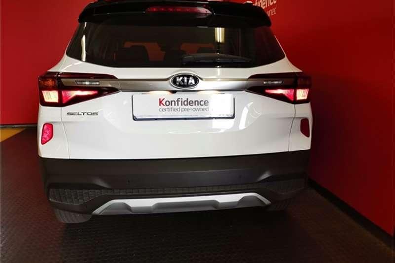 Kia Seltos 1.6 EX+ A/T 2020