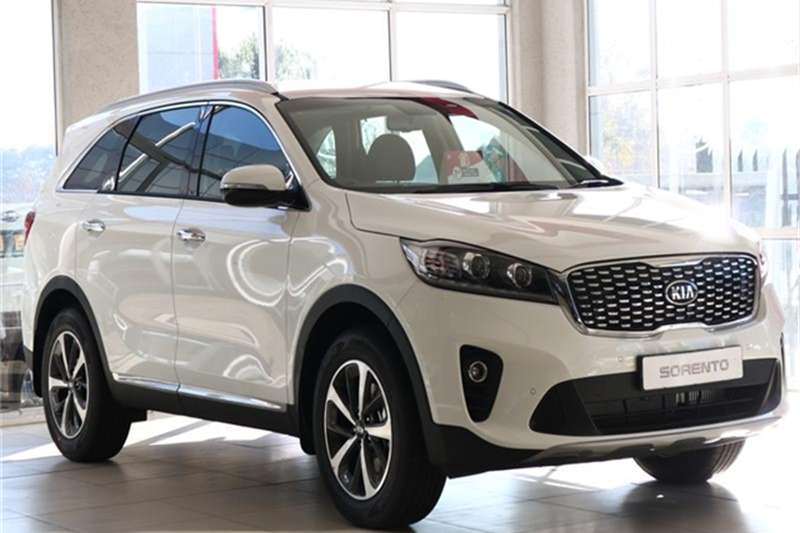 Kia Sorento 2.2 Crdi 4X4 Ex 7 Seater At 2019