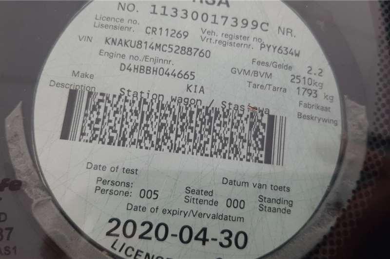 Kia Sorento 2.2CRDi 2012
