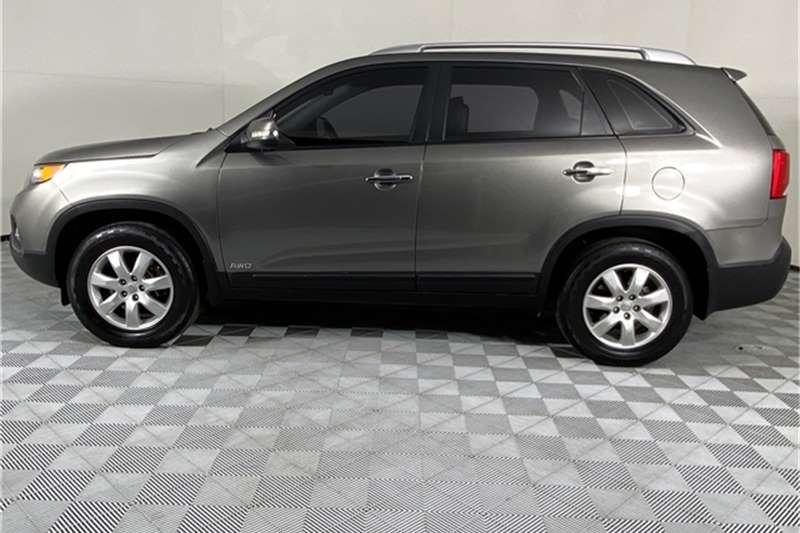 2011 Kia Sorento Sorento 2.2CRDi 4WD
