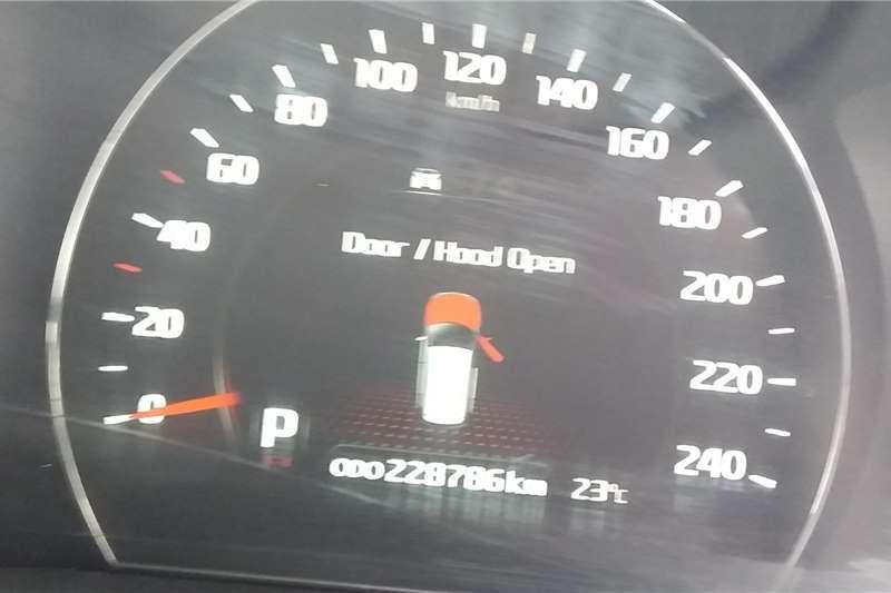 Kia Sorento 2.2CRDi 4WD 7 seater 2013