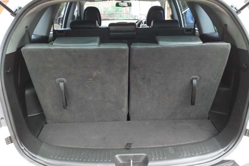 Kia Sorento 2.2CRDi 4WD 7-seater auto 2011