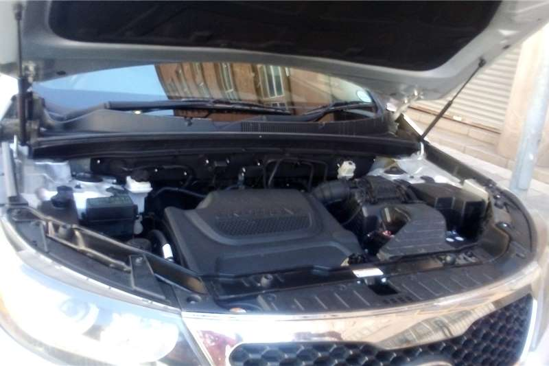 2012 Kia Sorento Sorento 2.2CRDi 4WD 7-seater auto