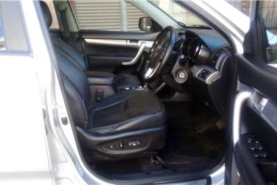 Kia Sorento 2.2CRDi 4WD 7 seater auto 2013