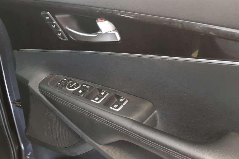 Kia Sorento 2.2CRDi 4WD 7 seater auto 2015