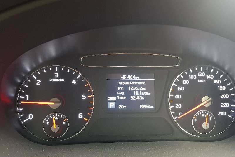 Kia Sorento 2.2CRDi 4WD 7 seater auto 2019
