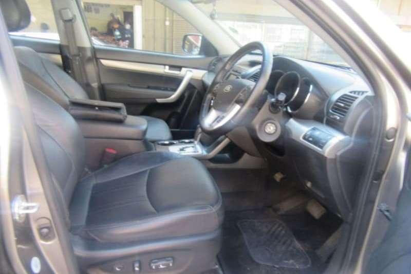 Kia Sorento 2.2CRDi 4WD auto 2012