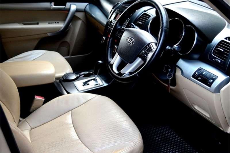 Kia Sorento 2.2CRDi auto 2011