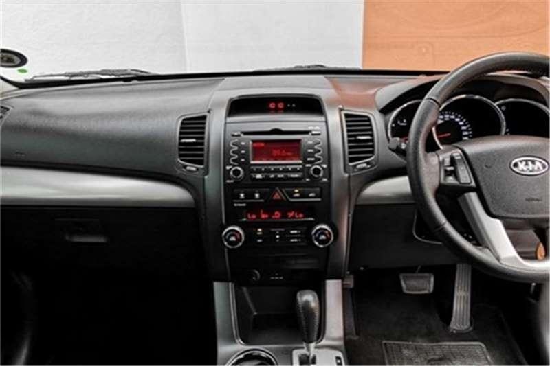 Used 2011 Kia Sorento 2.2CRDi auto