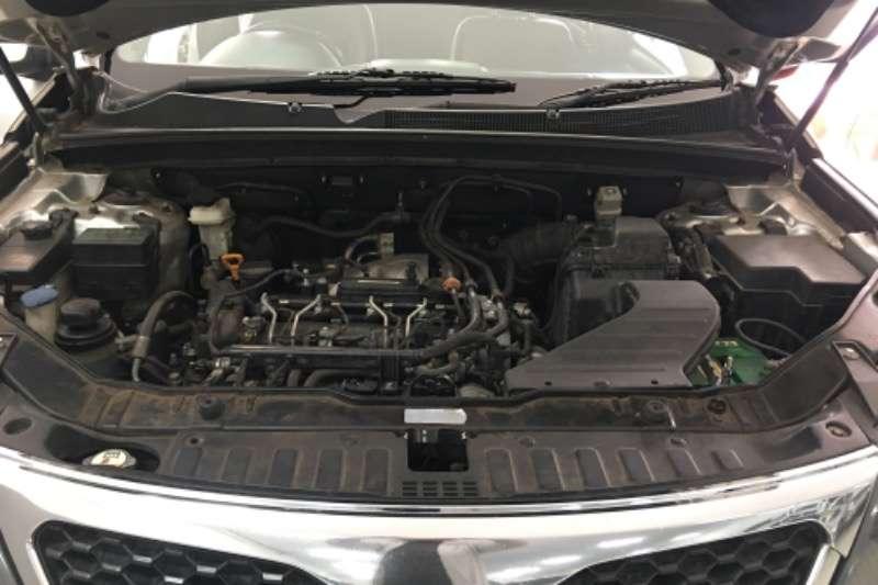 Kia Sorento 2.2CRDi auto 2012