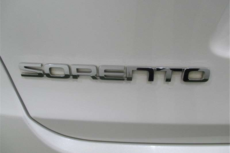 Kia Sorento 2.2CRDi AWD SX 2015